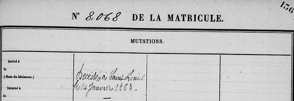 Breton Joseph guisseny theoden bouroullec bagne guyane bagnard