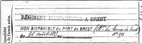 Forest Allain Marie Lampaul ploudalmezeau patrick milan anne appriou guerre 1914 1917 14 18 patrimoine histoire plouguin finistere