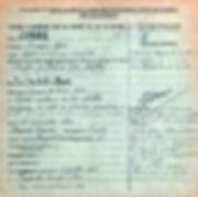 corre françois marie plougastel daoulas sidi abdallah bizerte tunisie 14-18 Finistère Non Mort France Réformé maladie tuberculose suicide fusillé accident
