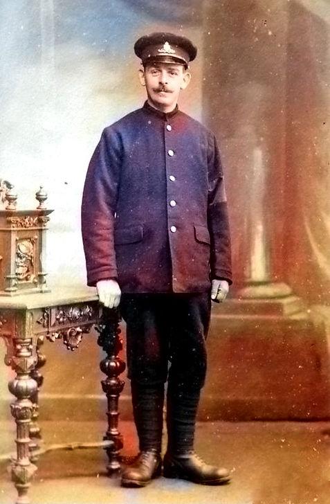 Irvine John A Scotland Treouergat plouguin patrimoine histoire guerre 1914 1918 paris patrick milan
