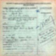colloc auguste marie brest saint marc malte torpilleur 332 bizerte bighi 14-18 Finistère Non Mort France Réformé maladie tuberculose suicide fusillé accident