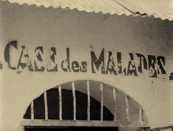 Entrance to hospital on Devil's Isalnd.j