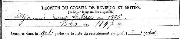 mendres jacob pleuven saint evarzec 14-18 Finistère Non Mort France Réformé maladie tuberculose suicide fusillé accident
