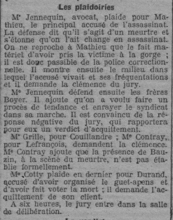 Couillandre François Guillaume pont croix havre bagne guyane bagnard finistere picharant pichavant