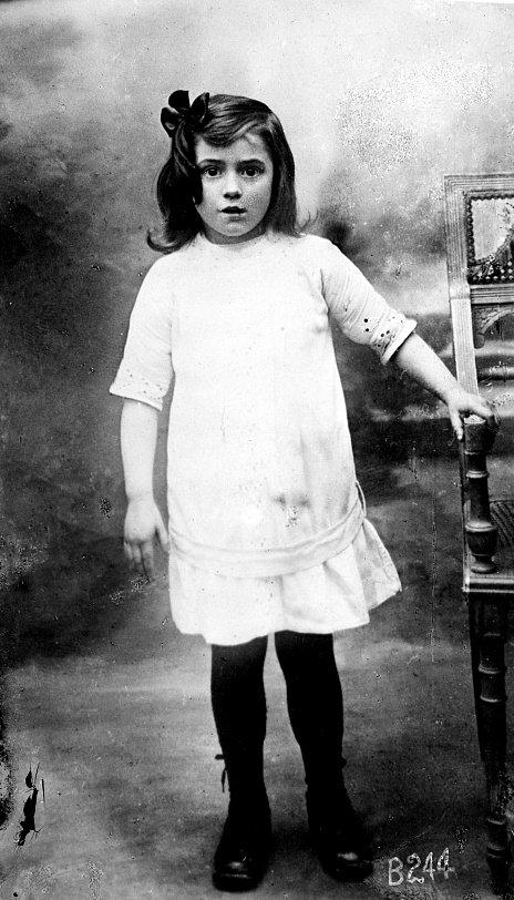louise le berre plomodiern quimper Adopte orphelin finistere guerre 14 18 1914 1918 américain