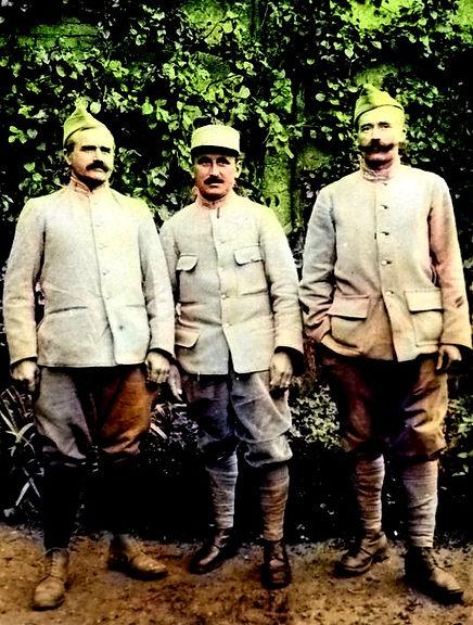 prisonnier treouergat finistere patrimoine plouguin histoire guerre 14 18 1914 1918 patrick milan Venneuguès