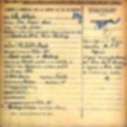 le gall pierre françois marie roche maurice cherbourg 14-18 Finistère Non Mort France Réformé maladie tuberculose suicide fusillé accident