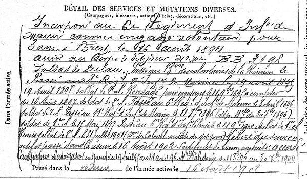 roue jean françois saint derrien brest 14-18 Finistère Non Mort France Réformé maladie tuberculose suicide fusillé accident