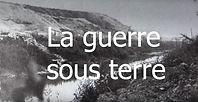 La guerre sous terre jeanne menjoulet CHS Finistère 14-18
