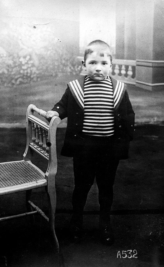 goarvot louis carhaix Adopte orphelin finistere guerre 14 18 1914 1918 américain