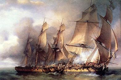 combat de la Bayonnaise et de l'Embuscad