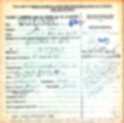 queinec jean rene plogonnec torpilleur 288 toulon 14-18 Finistère Non Mort France Réformé maladie tuberculose suicide fusillé accident