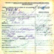 yven cletyves marie plogoff engageante canonière gabier pont croix 14-18 Finistère Non Mort France Réformé maladie tuberculose suicide fusillé accident