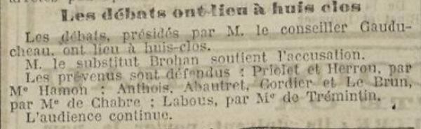 Cordier René Alexandre evade bagne guyane bagnard apache brest finistere