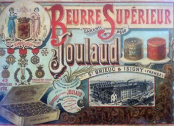 Ancien-carton-pub-publicitaire-beurre-Jo