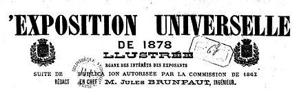 Exposition Universelle 1878 plouguin patrimoine histoire tailleur pierre granit