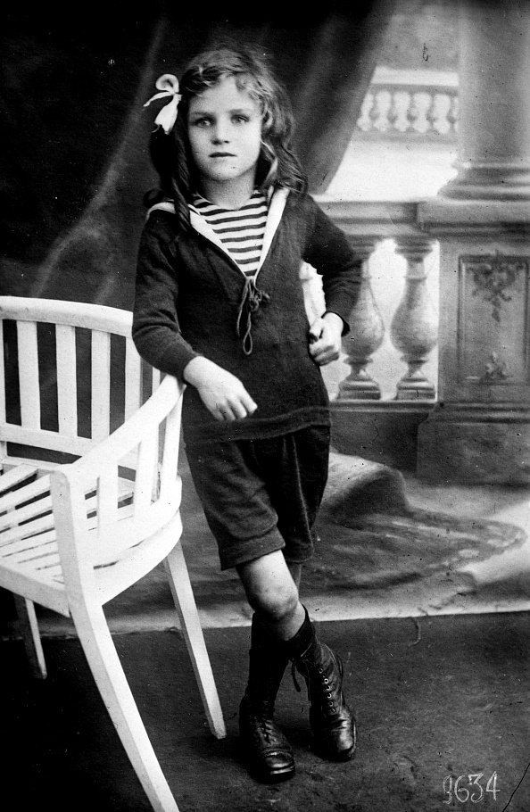 louis bourdonnec saint pol leon Adopte orphelin finistere guerre 14 18 1914 1918 américain