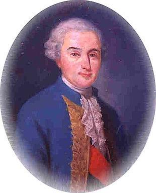 Comte Charles Jean d'Hector de la Cheffr