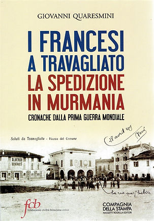 Livre Giovanni Quaresmini majan terrom plouguin patrimone histoire lucienne patrick milan14 18