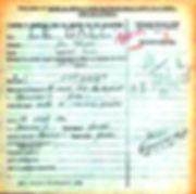 le gall jean françois quimerch brest le gall jean marie joseph coray mans 14-18 Finistère Non Mort France Réformé maladie tuberculose suicide fusillé accident