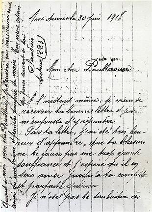 Poullaouec François Marie patrick milan treouergat campir mean plouguin simier guerre 1914 1918 14 18 patrimoine histoire