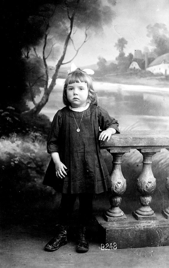 jeanne illigot brest Adopte orphelin finistere guerre 14 18 1914 1918 américain