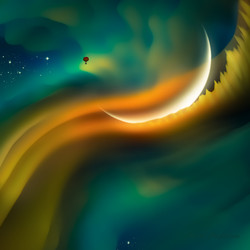 moon dreaming
