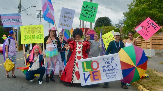 Nanaimo Pride Parade and Festival