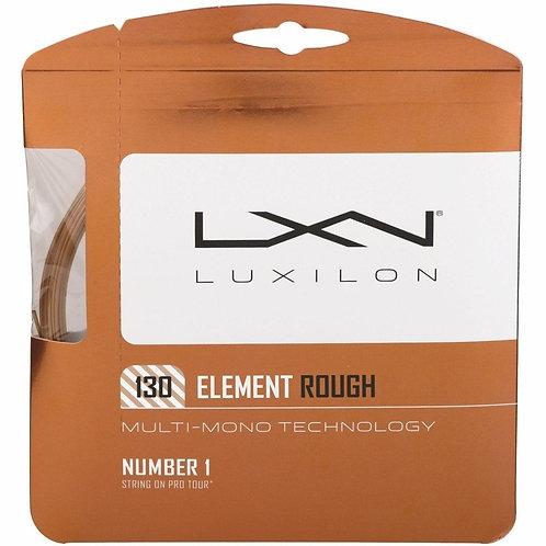Luxilon Element Rough 130 String Set