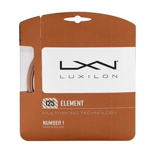 Luxilon Element 125 String Set