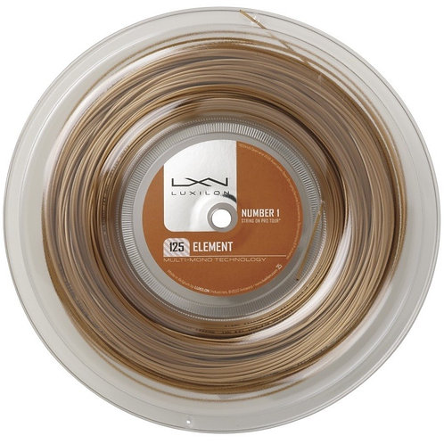 Luxilon Element 125 String Reel