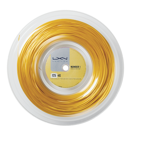 Luxilon 4G 125 String Reel