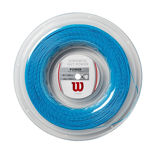 Synthetic Gut Power String Reel