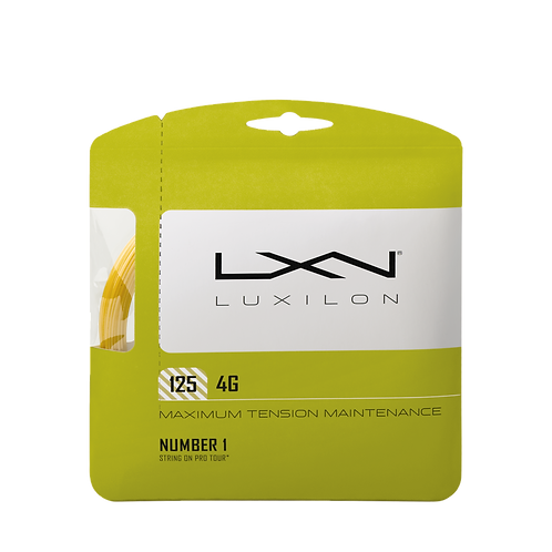 Luxilon 4G 125 String Set