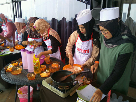 Cooking Class, Kreasi Cheese Stick