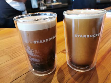 Starbucks Draft Nitro Cold Brew, Cara Baru Menikmati Kopi Dingin