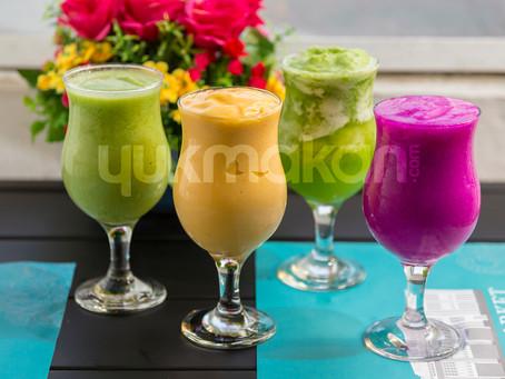 Manfaat Konsumsi Jus Buah dan Sayur