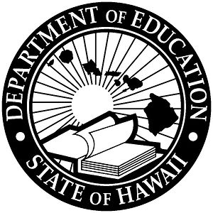 Department of Eduction State of Hawaii Intranet