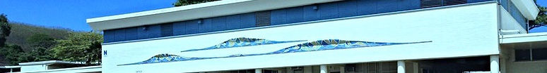 Kailua High School Administration building