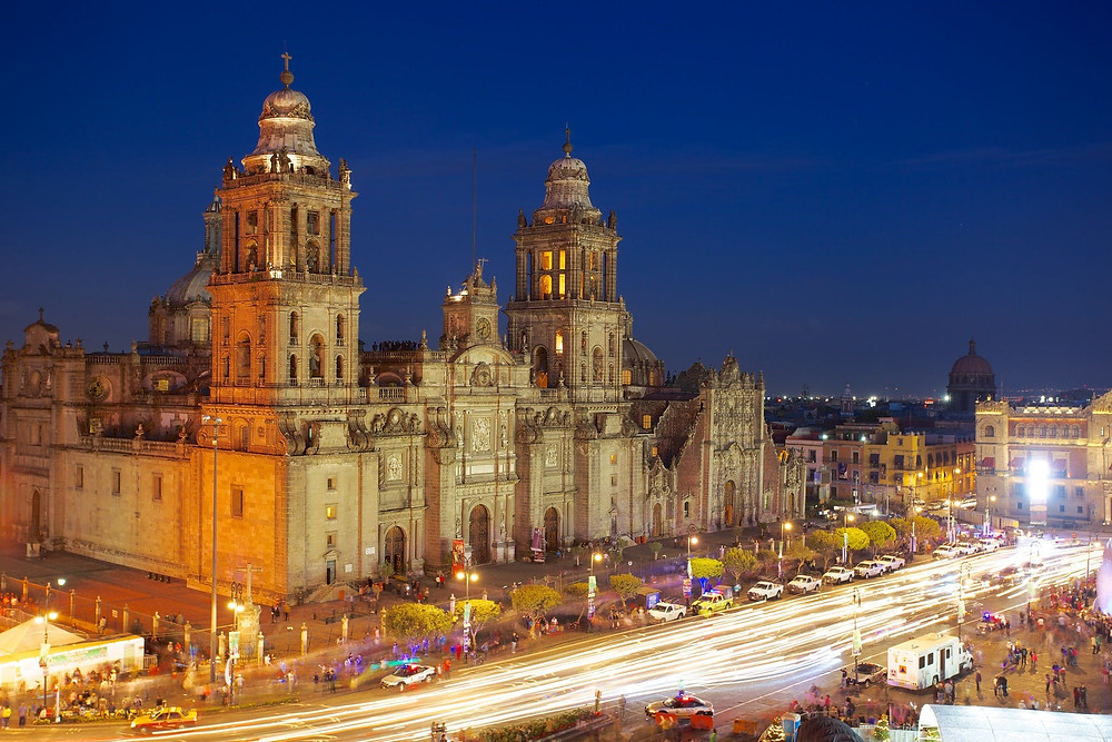 Catedral Metropolitana, Photo credit: jiuguangw via Visual hunt / CC BY-SA