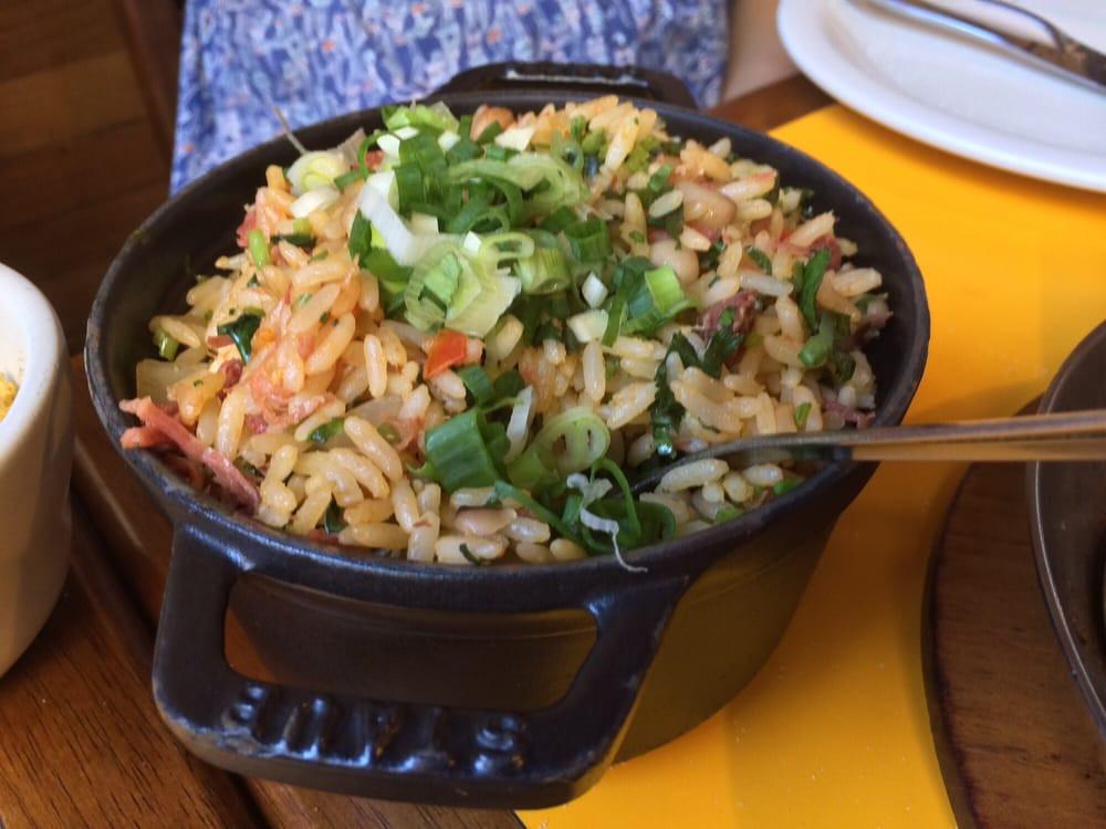 Baião de Dois at Mocotó Restaurante (Foto via Yelp por Ricardo N.)