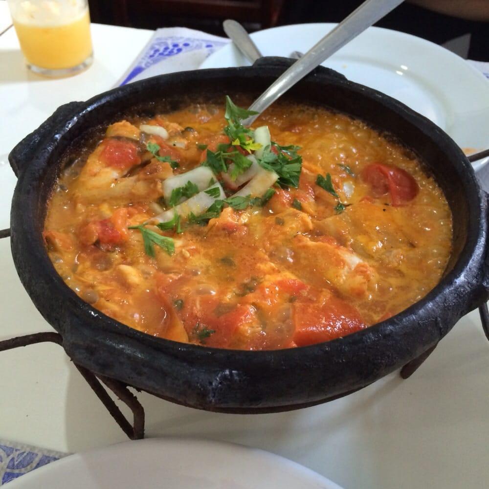 Moqueca at Restaurante Meaípe (Foto via Yelp por Camila K.)