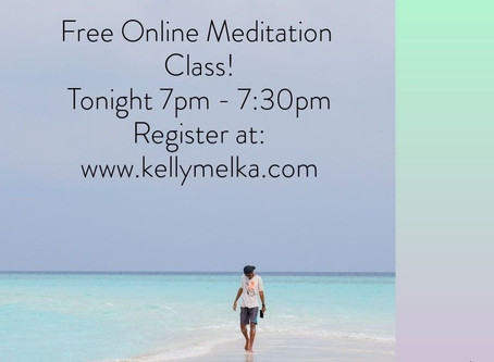 Free Online Weekly Meditation