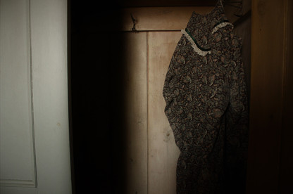 The Dress in the Cupboard