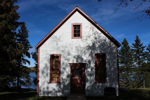 Shadow Tree House