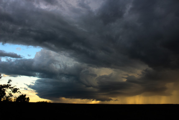 Storm over the Valley