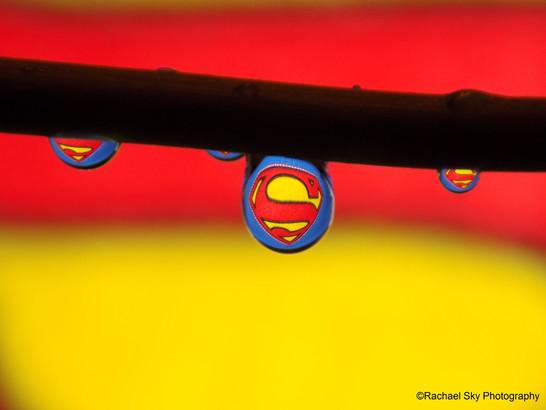 Superman Reflection