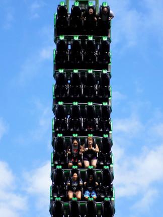 The Green Coaster