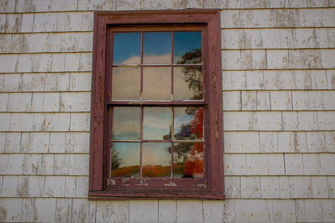 Abstract Window Reflections