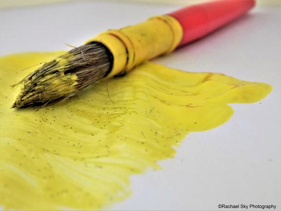 A Splash of Yellow